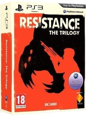 Buy Resistance: The Trilogy: Av Media
