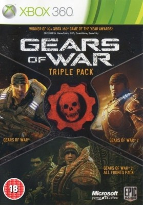 Buy Gears Of War Triple Pack: Av Media