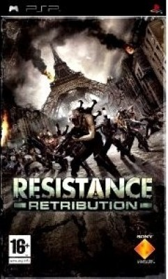 Buy Resistance Retribution: Av Media