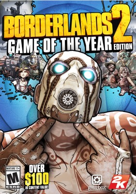 Buy Borderlands 2 (Game Of The Year Edition): Av Media