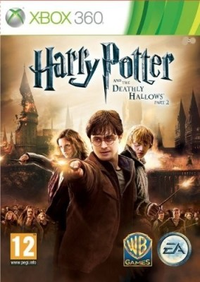 Buy Harry Potter & The Deathly Hallows - Part 2: Av Media