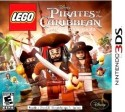 LEGO : Pirates Of The Caribbean - Games, 3DS