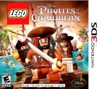 Buy LEGO : Pirates Of The Caribbean: Av Media