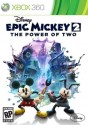 Disney Epic Mickey 2: The Power Of Two: Av Media