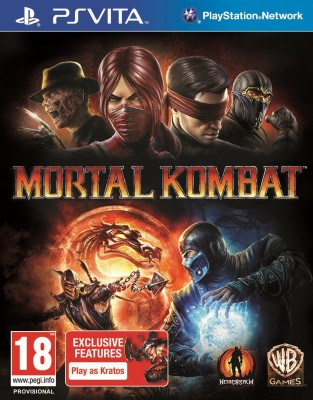 Buy Mortal Kombat: Av Media