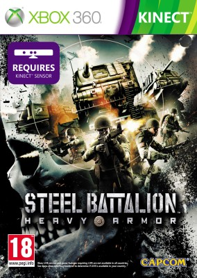 Buy Steel Battalion Heavy Armor (Kinect Required): Av Media