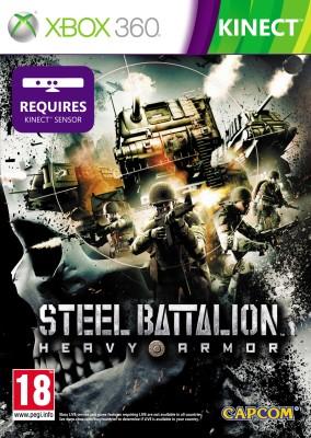 Buy Steel Battalion Heavy Armor (Kinect Required): Av Media