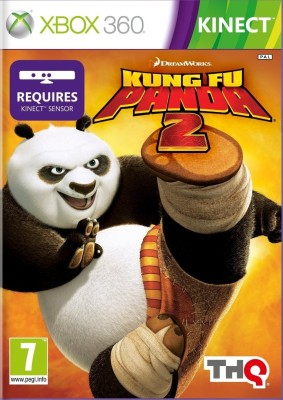 Buy Kung Fu Panda 2 (Kinect Required): Av Media