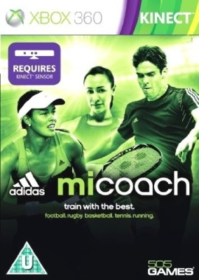 Buy Adidas MiCoach (Kinect Required): Av Media