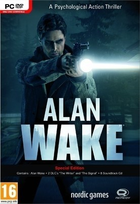 Buy Alan Wake (Special Edition): Av Media