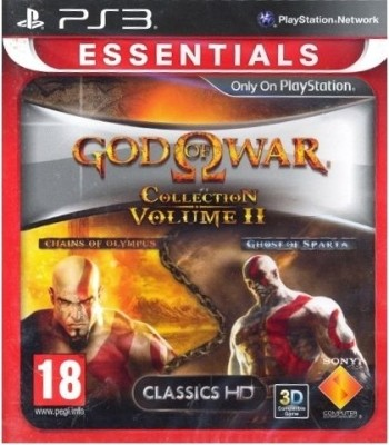 Buy God of War collection - Volume II (Essentials): Av Media