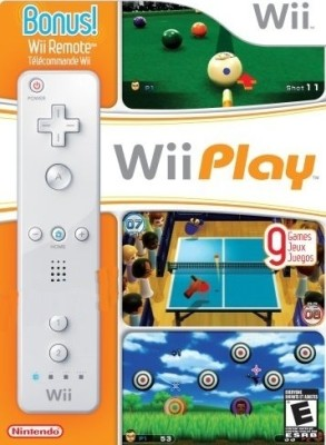 Buy Wii Play With Wii Remote: Av Media