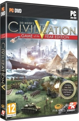 Buy Sid Meier's Civilization V (Game Of The Year Edition) (Game Of The Year Edition): Av Media