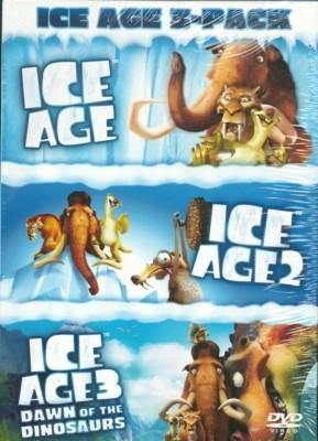 Buy Ice Age-Trilogy: Av Media