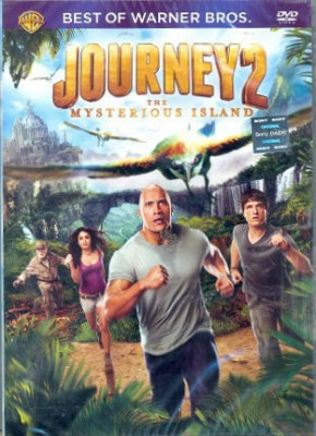 Buy Journey 2 The Mysterious Island: Av Media