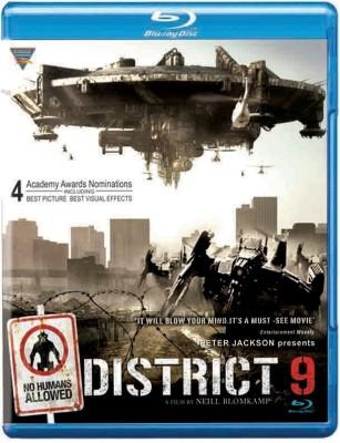 Buy DISTRICT 9: Av Media