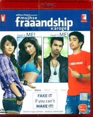 Buy Mujhse Fraaandship Karoge: Av Media