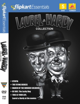 Buy Flipkart Essentials : Laurel & Hardy Collection: Av Media