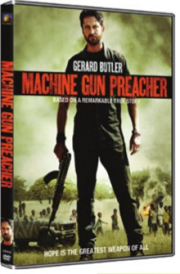 Buy Machine Gun Preacher: Av Media