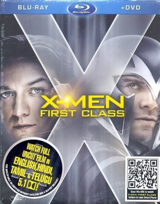Buy X-Men - First Class(Blu-ray): Av Media