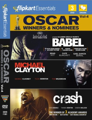 Buy Flipkart Essentials : Oscar Winners & Nominees Vol. 4: Av Media