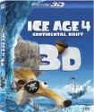 Ice Age 4 Continental Drift 3D: Movie