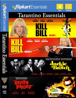 Buy Flipkart Essentials : Tarantino Essentials: Av Media