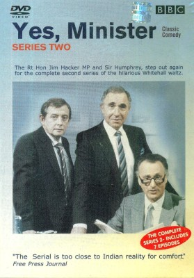 Buy Yes Minister Series: 2 Season - 2: Av Media