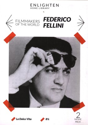 Buy Federico Fellini 2 Films Box Set-B/W (La Dolce Vita / 8 1/2): Av Media