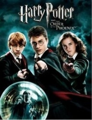 Buy Harry Potter & The Order Of The Phoenix: Av Media