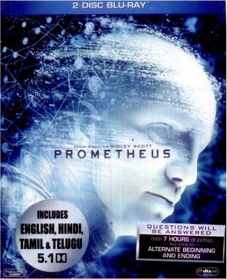 Buy Prometheus (Bluray + DVD): Av Media