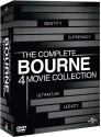 The Complete Bourne (4 Movie Collection): Av Media