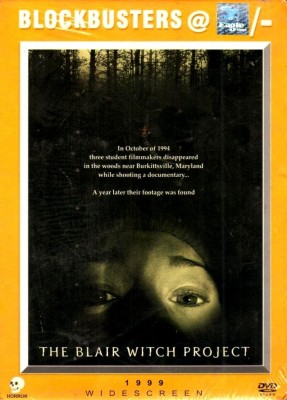 Buy The Blair Witch Project: Av Media