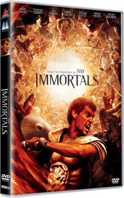Buy Immortals: Av Media