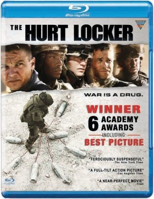 Buy The Hurt Locker: Av Media
