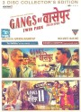 Best Of Anurag Kashyap: Gangs Of Wasseypur 1 & 2 (Collector's Edition): Av Media