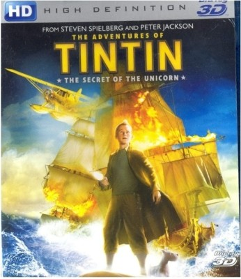 Buy The Adventures Of Tintin: The Secret Of The Unicorn 3D ( Special Edition) (Special Edition): Av Media