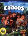 The Croods (Blu-Ray + DVD): Movie