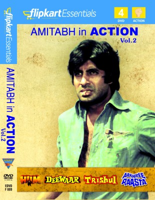 Buy Flipkart Essentials : Amitabh In Action Vol. 2: Av Media