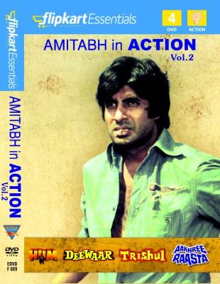 Buy Flipkart Essentials : Amitabh In Action Vol. 2: Av Media