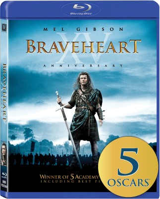 Buy Braveheart: Av Media