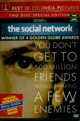 Buy The Social Network (Special Edition): Av Media