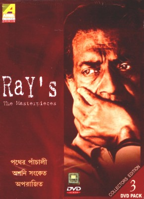 Buy Ray's The Masterpiece - Pather Panchali/ Ashani Sanket/ Aparajito: Av Media