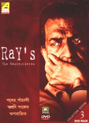 Buy Ray's The Masterpiece - Pather Panchali/ Ashani Sanket/ Aparajito: Av Media