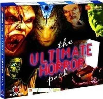 Buy The Ultimate Horror Pack (Set Of 6 Movies): Av Media