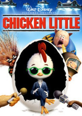 Buy Chicken Little: Av Media