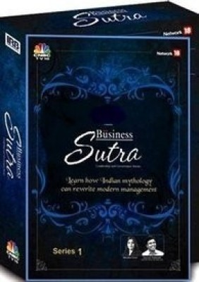 Buy Business Sutra- Learn How Indian Mythology Can Rewrite Modern Management-Series 1: Av Media