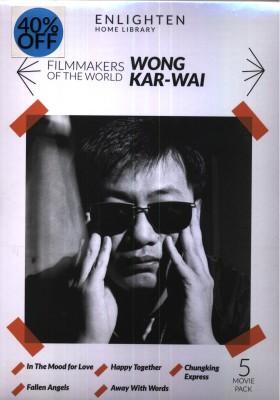 Buy Wong Kar-wai box set of 5: Av Media