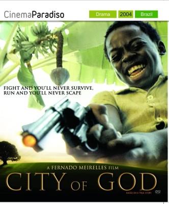Buy City Of God: Av Media