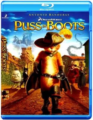 Buy Puss In Boots: Av Media